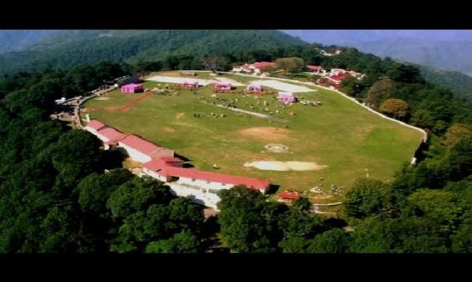 दुनिया का सबसे उंचा क्रिकेट ग्राउंड