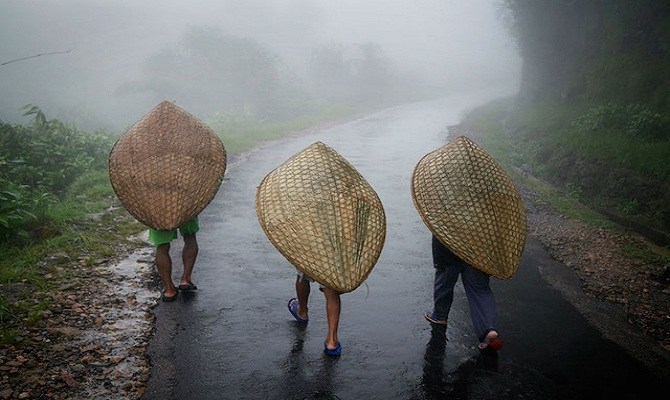 दुनिया की सबसे ज्यादा बारिश वाली जगह