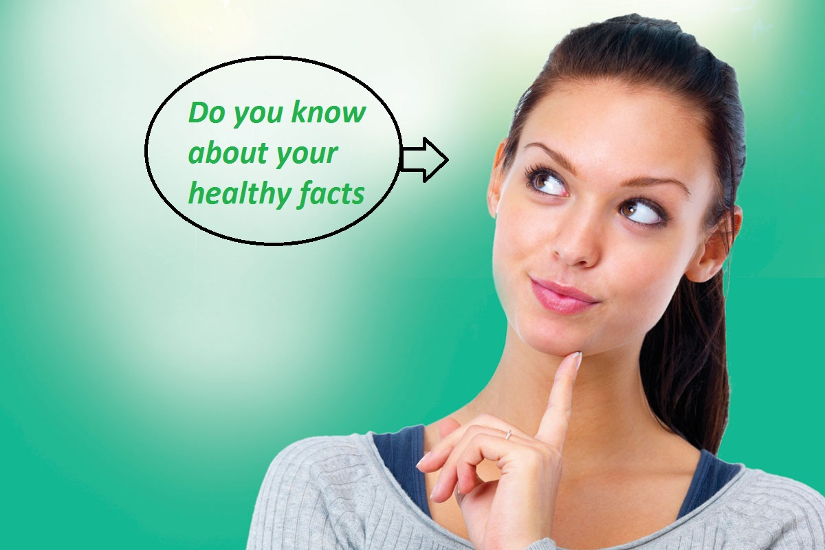 हेल्थ से जुड़े कुछ अनसुने रोचक तथ्य Amazing Facts About Your Health in Hindi