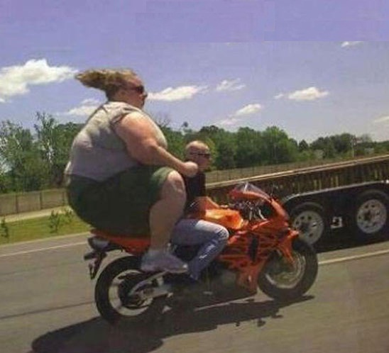 Husband-And-Fatty-Wife-Drive-Motorcycle-On-Road-Very-Funny-Style-Wallpaper-For-Facebook-Whatsapp, Funny Pictures, Funny Pics, Very Funny Photo, Free Download funny HD Images for Whatsapp, Most Funny Full HD Images, Free Download Beautiful Amazing very Funny cute HD Pictures for Desktop Laptops Computers and Whatsup, Funny Pictures, Very Funny Photo, Free Download Funny HD Images for Whatsapp